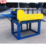 Rubber tablet machine dewatering