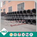 Rubber Hose with HDPE Pipe for sand dredger