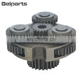 Belparts final drive device planetary gear DH370 travel gearbox 1st 2nd  spider