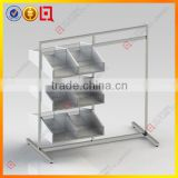 Children clothing display stand with acrylic case                                                                         Quality Choice