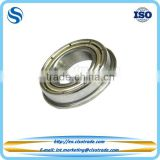 Single low flanged stainless steel deep groove ball bearing at good price