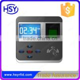 HSY-F211 Digital Sensor Output Free Software Fingerprint Door Access Control System with TCP/IP USB Memory Disk