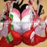 1.3USD 32-36A Cup Thin Foam High Quality Yough Ladies Bras(gdwx008)