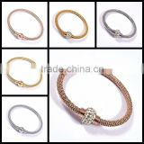 new 2016 wholesale fashion jewelry cubic zirconia bracelet