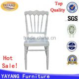 metal chateau napoleon king chairs for sale in hotel banquet event furniture, white event chairs