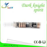 Jomo dark knightspirit Ceramic heating element vaporizer the new product wax vaporizer glass globe vaporizer