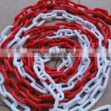 Heavy Duty Colored Coated PE Traffic Chain                                                                         Quality Choice