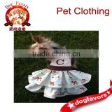 Custom Made Dog Pet Clothing Dress - all kind of small animals Fun Dress Cows, sheep, pigs, chickens