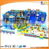 Guangzhou durable material indoor and outdoor children naughty castle