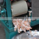 High tech fish processing machine for peeling fish scale and seprating fish bone machine