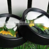 Hot selling universal essential small round adjustable blind spot mirror for car rearview mirror