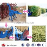 Cattle/sheep feed chaff cutter for hay