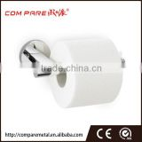 bathroom wall mounted stainless steel toilet roll holder/paper holder