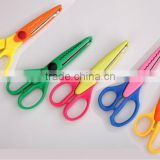 colorful safety kid scissor/office stationery scissor