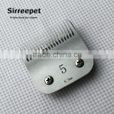 Dog Clipper Blades 5F Sirreepet Brand wholesale