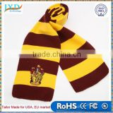 Harry Scarf Scarves Gryffindor Hufflepuff Slytherin Knit Scarves Cosplay Costume Gift Potter