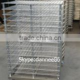 Drying rack for for electrolic factory use