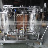 75L/150L/200L Brewing CIP Cleaning System/CIP Cleaning Trolly/CIP Trolly