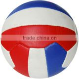 Fashionable hot sell bouncing pvc volleyball ball
