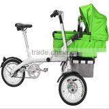 Hot Sale Electric Bicycle Children Toy 2016 Baby Trolley Stroller