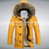 2015 Men's Down Jacket fashion jacket chinese clothing manufacturers down feather jacket