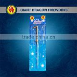 gold sparklers fireworks/electric sparklers/fireworks and firecrackers/blister card sparklers/chinese firecrackers