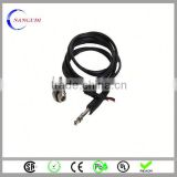 luxury motorcycle electrical usb to 3.5mm audio cable