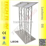 Lectern Conference Lectern Podium Metal Church Lectern