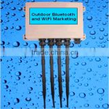 Outdoor Advertising Bluetooth Proximity Marketing WiFi Advertising