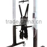 Electric training frame(with medical slow treadmill and upright power bike)
