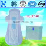 High Quality Competitive Price Disposable Lady Sanitary Napkin/Pad Manufacturer from China