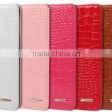High Quality Japanned Crocodile Pattern PU Leather Case for iPad Air, iPad Mini, iPad 2 3 4