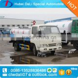 Dongfeng 5 ton 4*2 water tank truck
