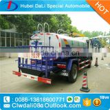 Dongfeng 6000 Liters 4x2 water tank truck with sprincling system