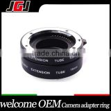 Metal Ring Mount For AF Macro Auto Focus Extension Tube Adapter Ring For Sony For NEX-3N For NEX-5N For NEX-6
