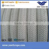 24 Strand PP PE double synthetic braided rope