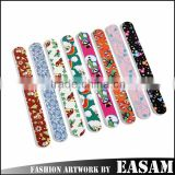 Hot Luxury Custom design printed nail file
