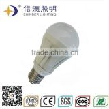 7W LED bulb indoor bulb hot sale LED bulb E27 lamp holder