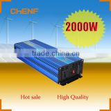 Chenf 2000W Energy Saving Low consumption Power Supply Manufacturer DC to AC Solar Power Inverter