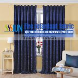 High flame resistant and thermal stability Flame retardant fabric /velvet curtain