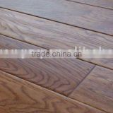 wood flooring(hand-scraped hardwood/solidwood oak antique)