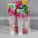 Rapid Soft Depilatory Cream Suit-- Hair Removal Cream with Natural Aloe Essence+Natural Aloe Essence Depilation Repair Cream