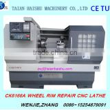Hot sale Product Audi and Lamborghini wheel rims repair CNC Lathe