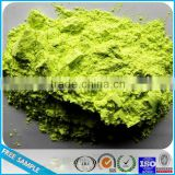 High purity fluorescent powder paint