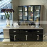 JH17-62 Office Wholesaler Wooden cabinet ,Melamine for study room furniture bookcase- JL&C Furniture