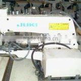 used reconditioned Juki Mb-372/373 Button Attach Sewing Machine