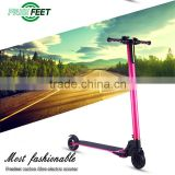 Factory price 6.5 inch bluetooth 2 wheel self balance carbon fiber smart balance scooter