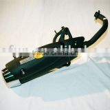 Taiwan BIANCO 125 New Exhaust cheap scooter motorcycle parts export on sale