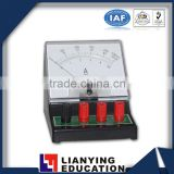 Voltmeter and ammeter for school lab/analog ac ammeter ac voltmeter/dc voltmeter and ammeter