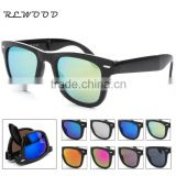 Folding Sunglasses sun glasses Fold Exempt postage Sports Cycling Glasses sports Eyewear SLJHFM1028